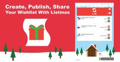 Listmas was made with privacy in mind, no personal information is collected. Take photos, scan bar codes, link to web pages, or search for products. Share your list with family and friends or post it on social networks for the world to see. Software Development, Social Networks, Announcement, Mindfulness, Coding, Thanksgiving, Apps, Bar, Create