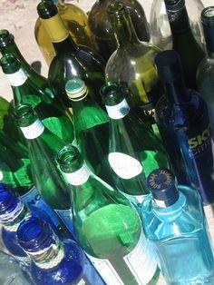 Bottles before Fusing
