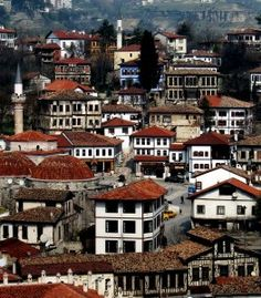 Safranbolu, Turkey. Been there twice! Once with friends and once with Barış
