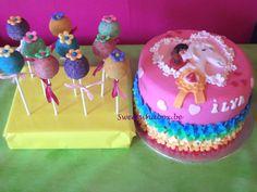 Sweetsinabox.be Amika cake