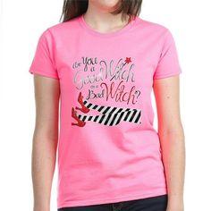 Good or Bad Witch Women's Dark T-Shirt