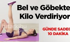Bel ve Göbekten Kilo Verdiren 5 Egzersiz 5 exercises to lose weight from waist and belly Pilates, Fitness Tips, Health Fitness, Fitness Inspiration, Fit Board Workouts, Lose Belly Fat, Belly Belly, Aerobics, Fett