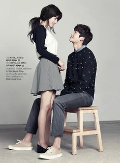 Park Hyung Sik & Nam Ji Hyun for High Cut Magazine |132  2014.08.26~09.11