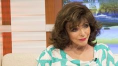 Dame Joan Collins speaks on 'Legs-it' and Brexit