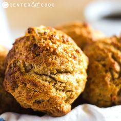 Easy Cinnamon Honey Drop Biscuits Recipe