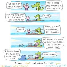 10+ Super Happy Animal Comics That'll Make Your Monday
