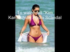 HOT  Kim Kardashian Sex Tape Scandal LEAKED (Full Video Uncensored)