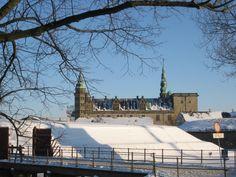 Kronborg Castle, Helsignor Denmark
