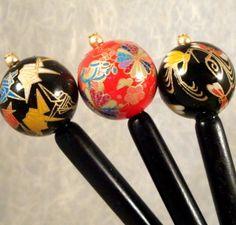Japanese hair stick -wish I had one of those :)