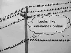Everyone's online.  Businesses need to be on facebook and do it well.  Exceptions:  funeral homes (none of us like to be reminded of our imminent death), electricians (buying cycle is too long), and multi-level marketers.  I've only seen a few be good and successful at it.  People are automatically suspicious and it's a lot to overcome.  #FacetoFace #Online