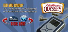 Hard to find anything better for kids to listen to now days, except the Bible on Audio or Your Story Hour. Lear Bible Truths, Character, Wisdom through fun adventures with loveable characters - Whits End: Whit's End - Adventures in Odyssey