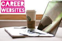 College Gloss: 7 Career Websites to Kickstart Your Job Search