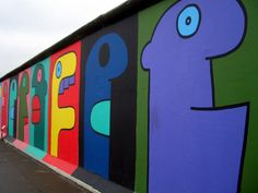 East Side Gallery ...Berlin Places To See, Places Ive Been, East Side Gallery, Safe Harbor, Berlin, Sailing, Destinations, Explore, Outdoor Decor
