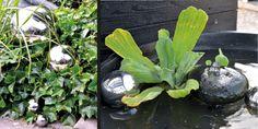 Silverklot i fågelbad, Stainless Steel Mirror Sphere Garden Fountain Feature