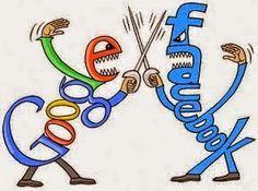 Muralha Informática: Google Vs Facebook
