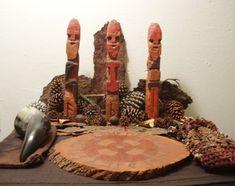 Altar to Odin, Thor, Tyr
