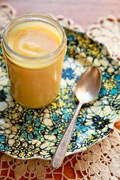 tangerine lemon curd  IMG_7527 by joy the baker, via Flickr