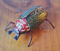 Antique Working Lehmann Beetle Made In Germany, Tin Litho Friction Turtle, Non Working Tin Whistle Tin Whistle, Broken Leg, Tin Toys, Love Bugs, Kind Words, Beetle, Vintage Toys, Antiques, How To Make