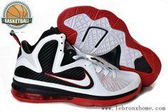 low priced 0e1bc 5856f Nike Lebron 9 Scarface Yeezy Kentucky white red black 469764 100 Logo  Basketball, Black Basketball