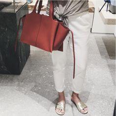 c66caa2897 Celine Tri-Fold Shoulder Bag Reference Guide – Spotted Fashion Celine Bag