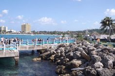 Visit coming to an end- Touring Ocho Rios, Jamaica