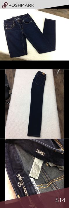 American Eagle American Eagle Jeans American Eagle Outfitters Jeans Skinny