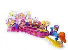Pinypon Pasarela de Moda. #Pinypon #minidolls #toys #juguetes #dolls #fantasy #kids #ToyStore