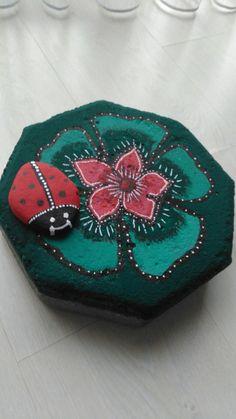 Nilüfer çiçeği kapı stoperi