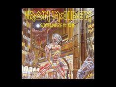 Iron Maiden - Somewhere In Time (1986) - Full Album