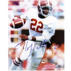 Tony Nathan College Football Teams, Alabama Football, Football Helmets, Tony Nathan, American Football League, Alabama Crimson Tide, Roll Tide, South University, Star Cards