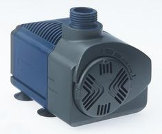 "Quiet One 3000 Pump 780gph. LIFEGARD AQUATICS - LFGD QUIET 3000 PUMP 780GPH. For Submersible or Dry Applications.  Extremely quiet operation. . . noise level Models 200 up to 6000 less than 45 decibels.  Patented Uni-Direction impeller eliminates need for noisy mechanical device.  Allows pump to always turn in the correct direction immediately.  Innovative """"cooling chambers"""" provide air-cooling during dry use and water cooling in wet applications.  10.5 Feet Of Head 40.0..."
