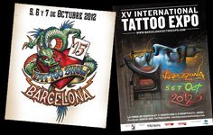 Salón del Tatuaje de Barcelona 2012