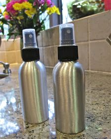 delicious wife: bug be gone: homemade all-natural and non-toxic bug spray!