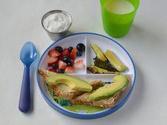 15 ideas de comidas para niños de 1 a 3 años