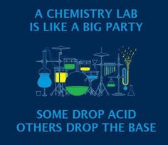 Ain't no party like a chemistry party 'cause a chemistry party reaches equilibrium, but that doesn't mean the reaction stops.