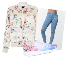 """Untitled #38"" by kristyna-r on Polyvore featuring New Look, Bullhead Denim Co. and NIKE"