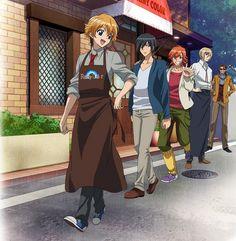 El Anime Rainy Cocoa tendrá una segunda temporada el 4 de Octubre.