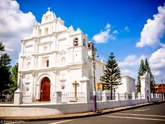 Iglesia Santiago Apóstol, Chalchuapa, Santa Ana.