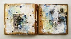 pages in czekoczyna's art journal Dream Book