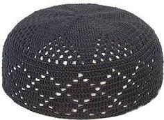 crochet kufi hat pattern ile ilgili görsel sonucu