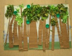 kindergarten recycle art | Mixed Media Earth Day Print | MPM School Supplies Blog  - repinned by @PediaStaff – Please Visit ht.ly/63sNtfor all our pediatric therapy pins