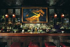 Main Bar by Keens Steakhouse, via Flickr