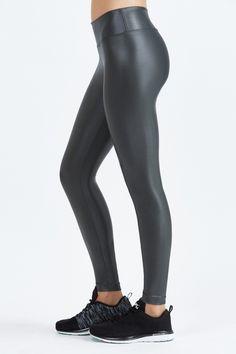 6ef2fbd209 Lustrous Legging Athleisure, Tight Leggings, Luxury Fashion, Leather  Fashion, Sequins, Spandex