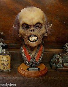Mummified-Goblin-Shrunken-Head-Human-Skull-Real-Kuebler-Tattoo-Sideshow-Oddity
