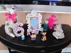 "Lexie's 6th ""Unbirthday"" birthday party | CatchMyParty.com"