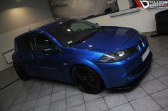 Renault Megane 2, Megane Rs, Hatchback Cars, Grand Tour, Sport Cars, Cool Cars, Automobile, Blue, Cars
