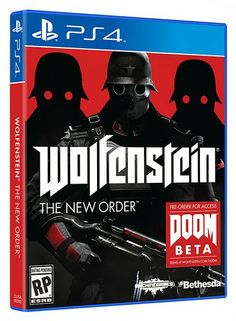 Wolfenstein-The-New-Order-arrives-on-May-20th-Pre-Order-for-Access-To-Doom-Beta  Bethesda Softworks has just revealed Wolfenstein The New Order will launch on May 20th, 2014.  #PS4 #PS3 #WolfensteinTheNewOrder #ReleaseDate #Playstationgames #Playstation4 #Playstation3 #BethesdaSoftworks