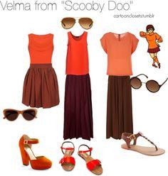 """Velma from """"Scooby Doo"""""""