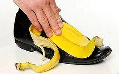 Как использовать шкурку от банана 0