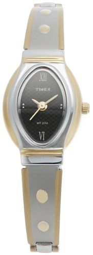 Timex Classics Analog Black Dial Women's Watch ** For more information, visit image link.